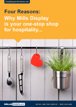 Mills Display One Stop Shop For Hospitality PDF Cover