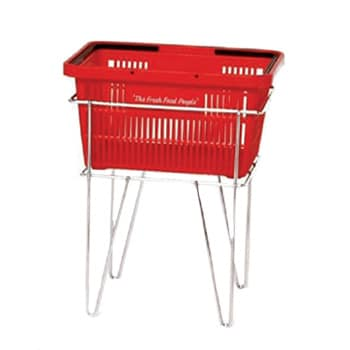 Shopping Basket Stands