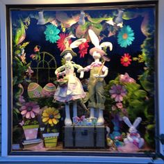 Easter Retail Display Ideas