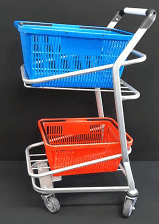Shopping Basket Trolley NZ