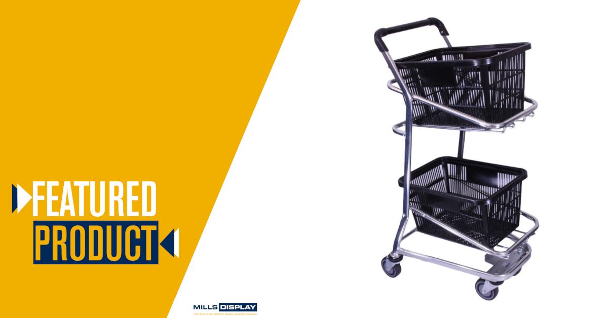 millsdisplay.thedevguys.co .nz shopping basket trolley