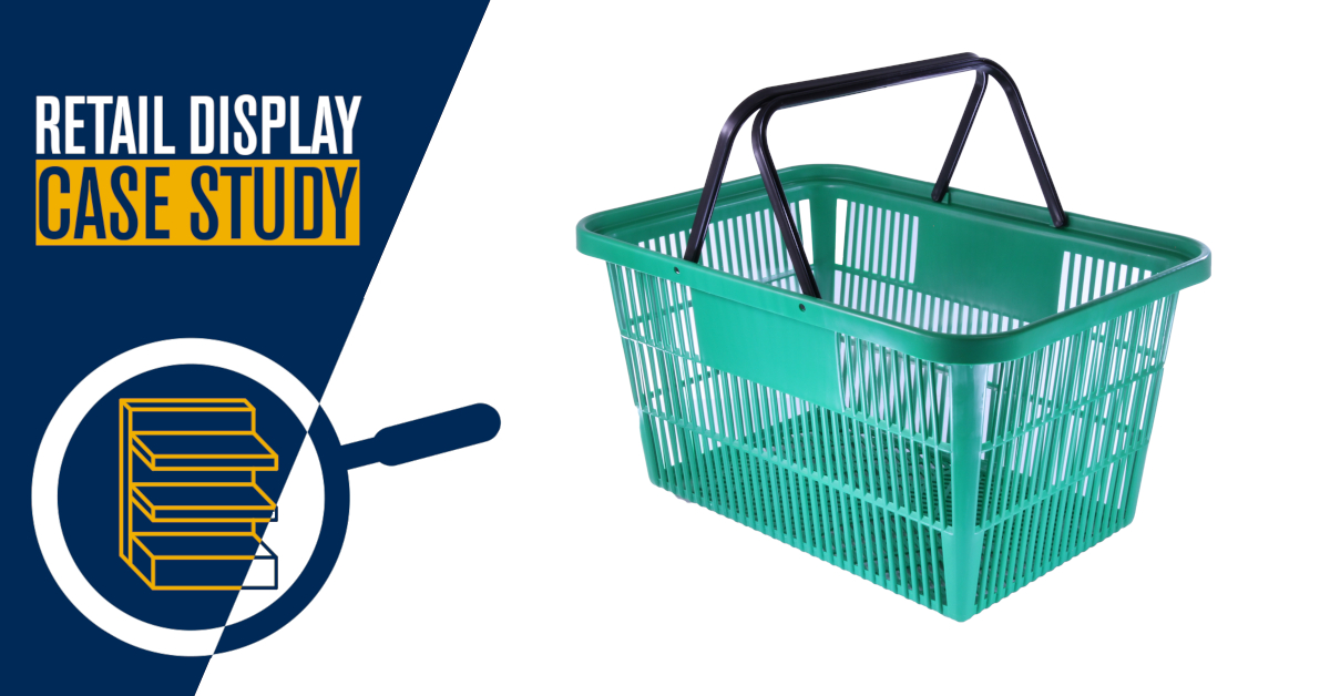 Case Study – Retail Shopping baskets for Grocery Store
