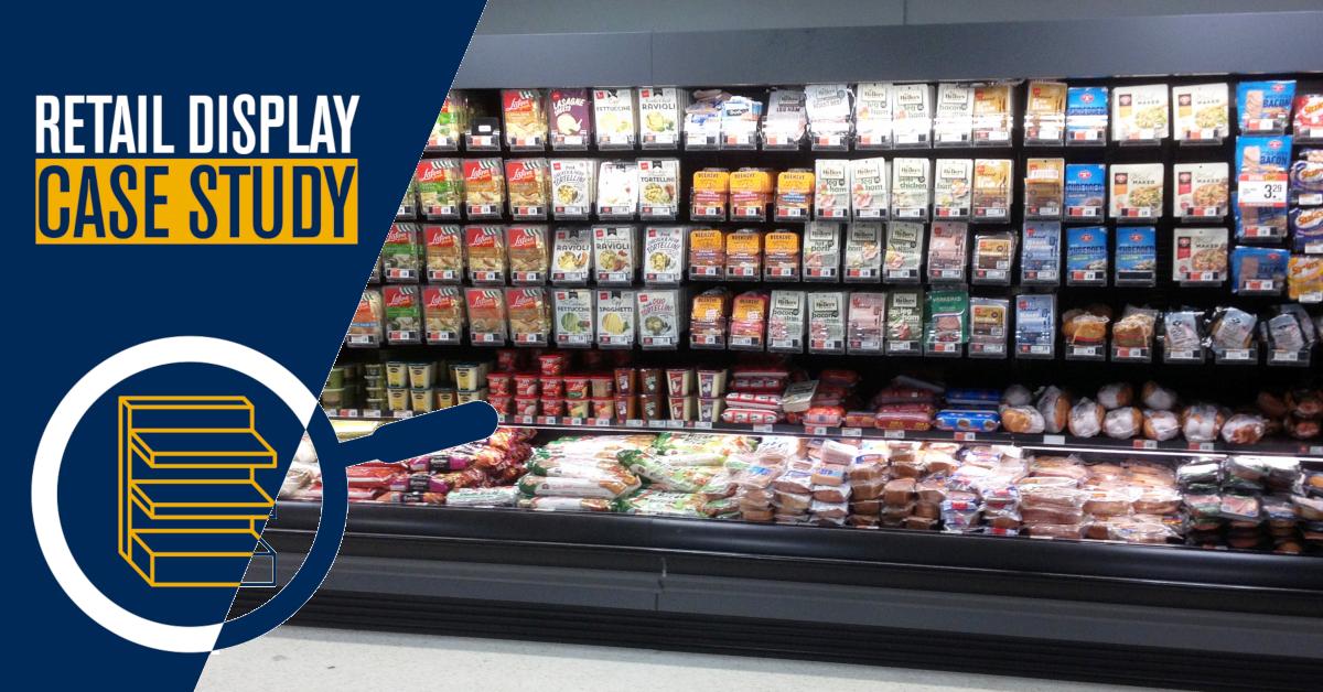 Case Study – Supermarket Customer Display Solutions