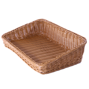 Poly Wicker Baskets