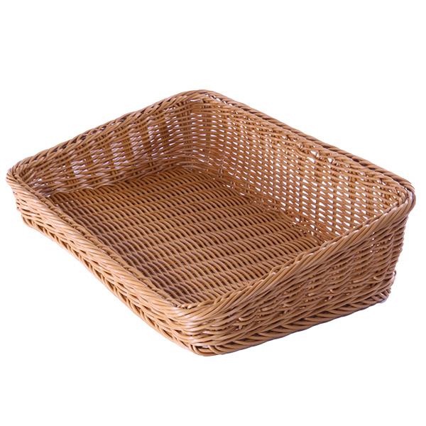Poly Wicker Baskets