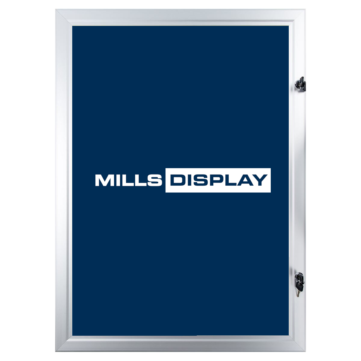 Outdoor/Lockable Poster Frames
